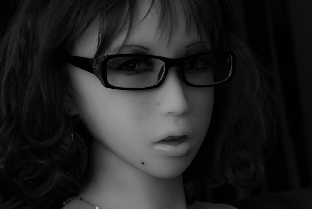 Erena NB avec ses lunettes