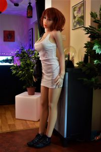 Erena en escort girl