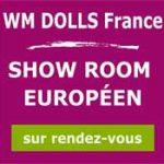WM Doll logo showroom