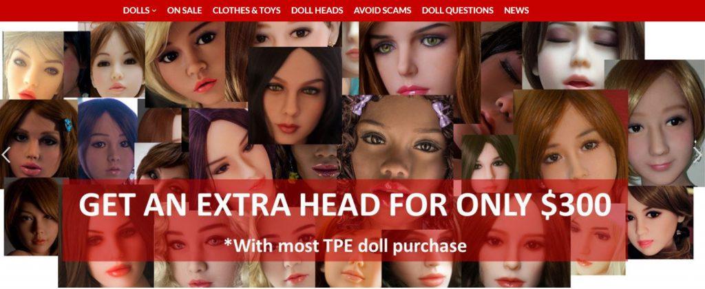 Cliquez pour recevoir chez vous une love-doll de luxe !