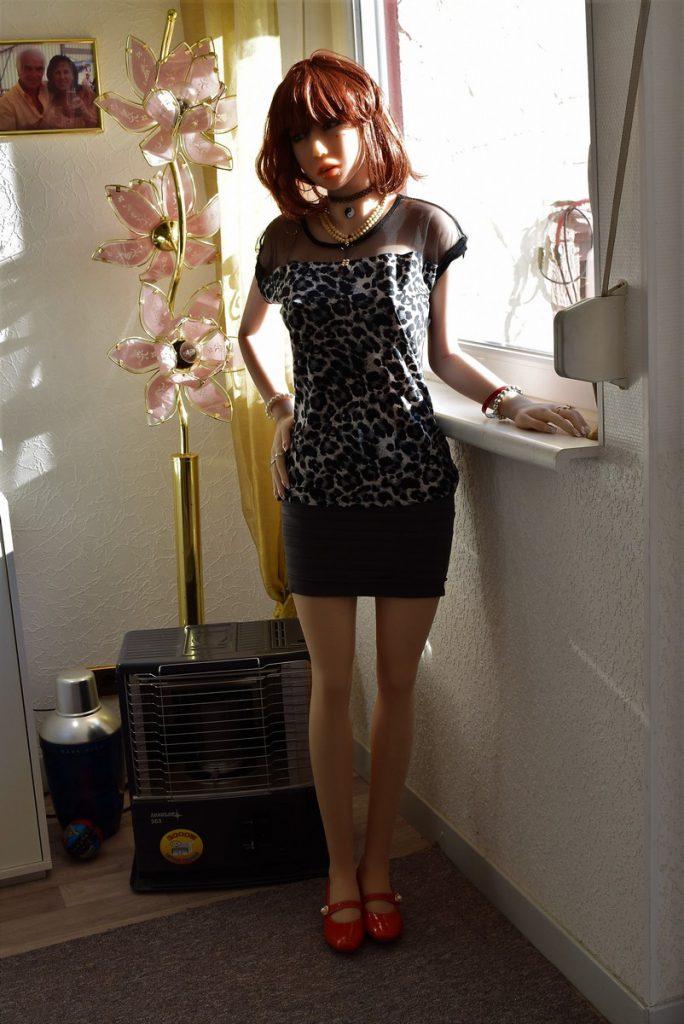 Erena Ichinose pose pour un shooting photos