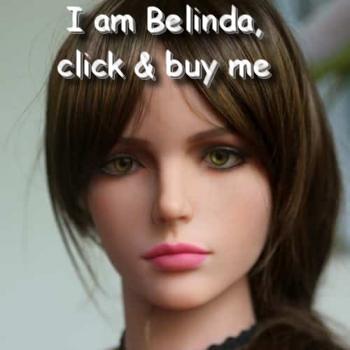Je suis Belinda et je mesure 1m63, cliquez sur ma photo pour m'acheter !