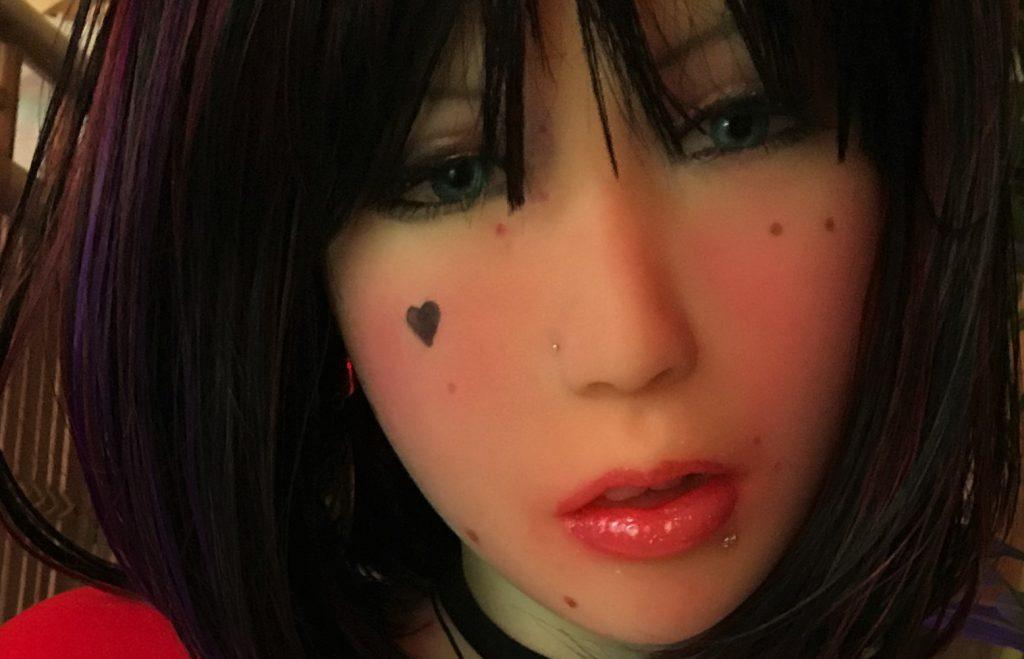 La poupée Erena Ichinose 163 cm 35 kgs