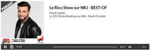 2018-07-03 23_52_32-Podcasts Rico Show _ écoutez tous les podcasts de l'émission - NRJ.fr