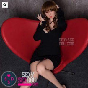 Real Silicone Sex Doll Asian Princess 167cm Evo Leaf - SexySexDoll