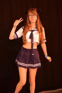 cosplay schoolgirl