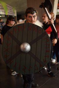 cosplay viking