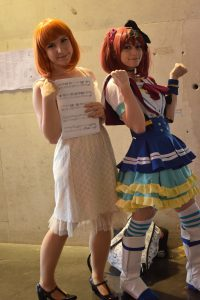 kawaii anime cosplay
