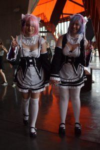 sexy maid girls